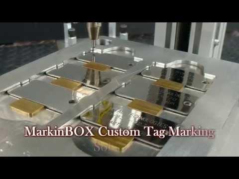 MarkinBOX Tag Marking Applications