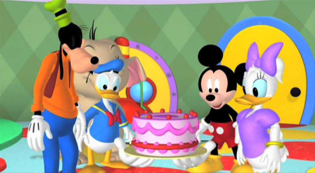 Minnie S Birthday Youtube