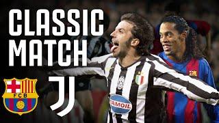 Classic Match! | Barcelona v Juventus - 2005 Gamper Trophy  | Juventus