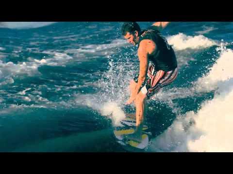 Drew Danielo Wake Surfing