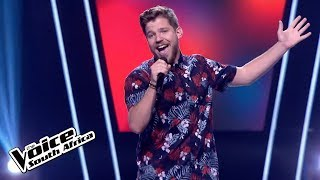 Philip Hanly - 'Shut Up and Dance'   Blind Audition   The Voice SA: Season 3   M-Net