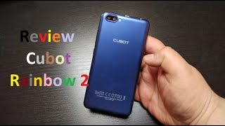 Video Cubot Rainbow 2 s2uzeUjxJzs