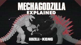 MECHAGODZILLA EXPLAINED!   In-Depth Analysis   Godzilla vs Kong 2021   Cyborgs in the Monsterverse