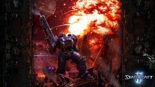 StarCraft II Кампания за Терранов. #5