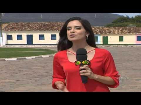Band Cidade - Terceira Reportagem - Estrada Real da Bahia - Rio de Contas