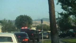 Ventura County Fire Department Battalion 4 Responding