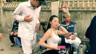 Lộ clip Trung Ruồi sờ trộm Quỳnh Kool