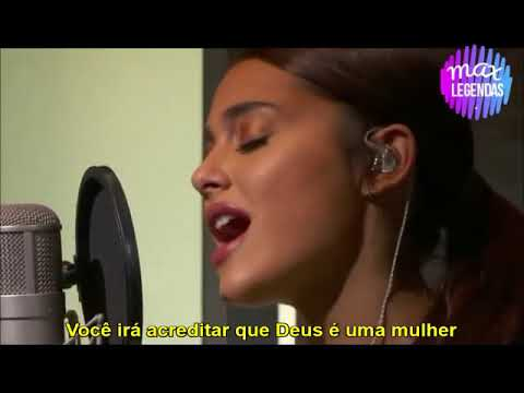 Ariana Grande - God Is a Woman (Acoustic) (Legendado) (Good Morning America)