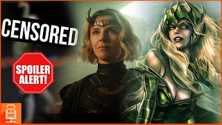 MCU's Enchantress IS NOT Who we think it is REAL Enchantress Revealed