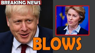 Brussels MAFIA: Britain will NEVER go back to EU - BORIS signs new trade deal ASEAN blows VDL again
