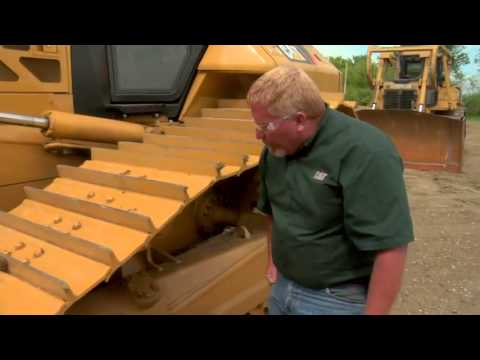 Track Type Tractor Cat SystemOne Undercarriage