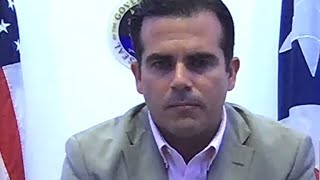Puerto Rico Gov. Rosselló reacts to Trump's dispute of hurricane death toll