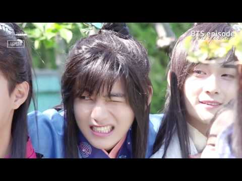 [EPISODE] BTS (방탄소년단) This is 한성 of '화랑 (Hwa Rang)' (a.k.a. BTS V ^ㅁ^)