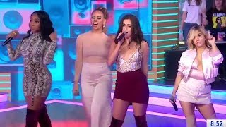 Fifth Harmony Explains WHY They Threw A Fake Camila Off Stage At VMAs