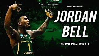 The Best Shot Blocker in College Basketball - Jordan Bell Oregon Career Highlights