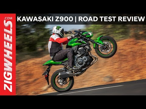 2017 Kawasaki Z900 | Road Test Review