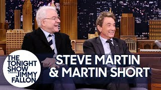 Steve Martin Got Great Advice from Oprah About Supporting Martin Short