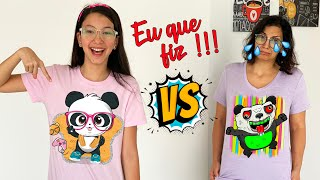 TESTANDO TRUQUES ARTÍSTICOS DO TIK TOK !!! LIFE HACKS VIRAIS   Luluca