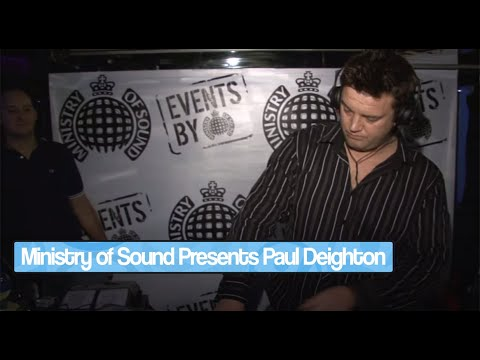 Ministry of Sound Presents Paul Deighton