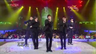 DBSK (tvxq) - Mirotic Live! [07Nov2008]