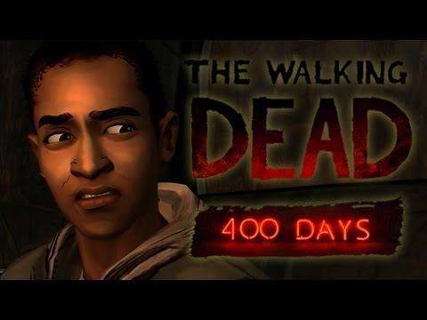 The Walking Dead 400 Days Gameplay DLC (Russel) Part 3 - Smashpipe Games