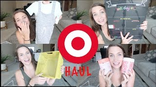 Unexpected Shopping Spree at Target!!  Clearance Stuff + Awesome Stuff!