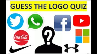 Fun Logo Quiz For Kids and Teenagers - Can you guess all 40?