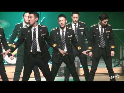 160928 서울경찰힐링콘서트 댄스메들리 - 동해