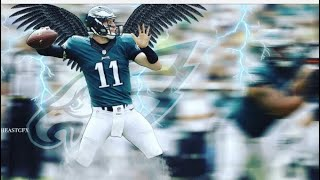 The game that made carson wentz famous
