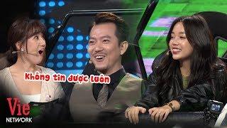 Hari Won bất ngờ với sự trở lại vô cùng lợi hại của Pom và Linh Ngọc Đàm | Nhanh Như Chớp Mùa 2