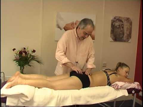 Vídeo de masaje sexual de aceite