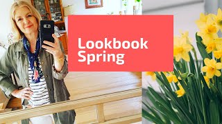 What to Wear in April | Early Spring Outfits | Over 50 Style