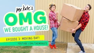 Moving Day! | OMG We Bought A House!