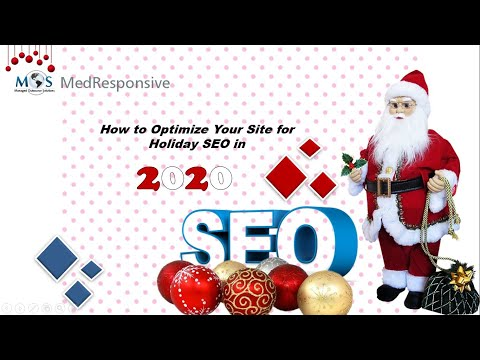 How to Optimize Your Site for Holiday SEO in 2020