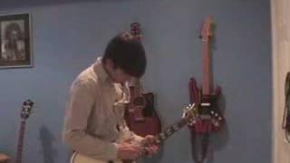 """Buckethead - """"Jordan"""" Guitar Cover (with solo)"""
