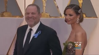 Harvey Weinstein's Wife Leaving Him Over Sexual Harassment Allegations