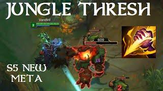 Jungle Thresh Guide!! (S5 RIP)