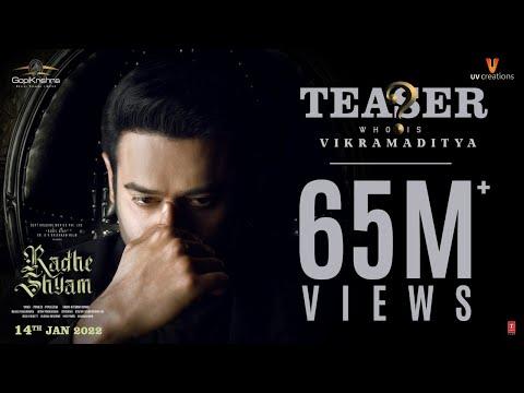Radheshyam Movie Teaser