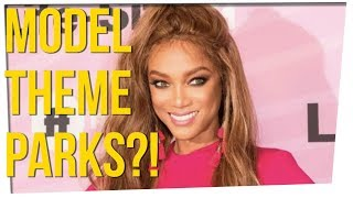 Tyra Banks is Opening a Theme Park!?