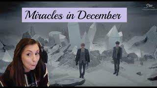 EXO 엑소 '12월의 기적 Miracles in December' MV Korean Ver  Reaction