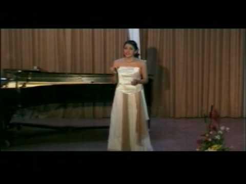 Estrellita. Manuel M. Ponce, Graciela Rivera-Quiroz soprano