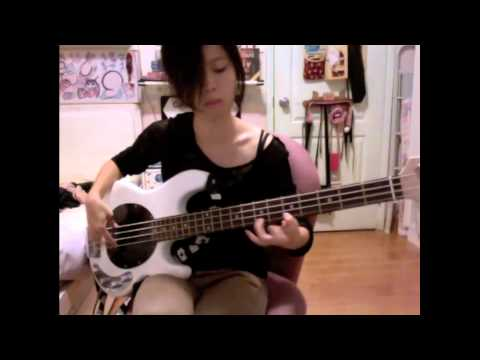 Baixar Muse - Hysteria (Bass Cover)