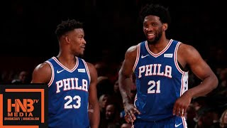 Philadelphia Sixers vs New York Knicks Full Game Highlights | 02/13/2019 NBA Season