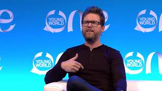 Twitter's Founder on building a business for the future | Biz Stone