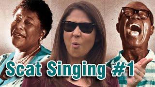 Scat Singing 101 (Part 1)
