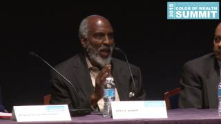 john a. powell on Equity Policy Panel at 2015 Color of Wealth Summit