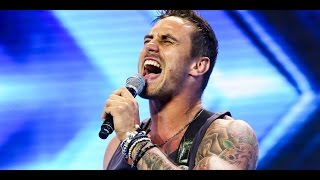 Best Rock & Metal Auditions (The Voice, Got Talent, X Factor)
