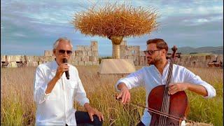 Andrea Bocelli and HAUSER - Con Te Partirò