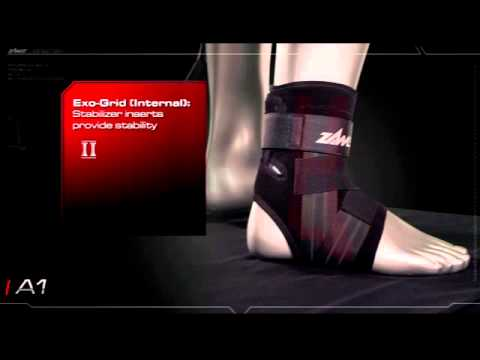 Zamst A1 Ankle Guard Ankle Brace