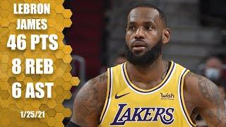 LeBron James posts career-high vs. Cavs [FULL GAME HIGHLIGHTS] | NBA on ESPN
